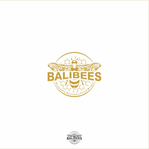 logo for balibees