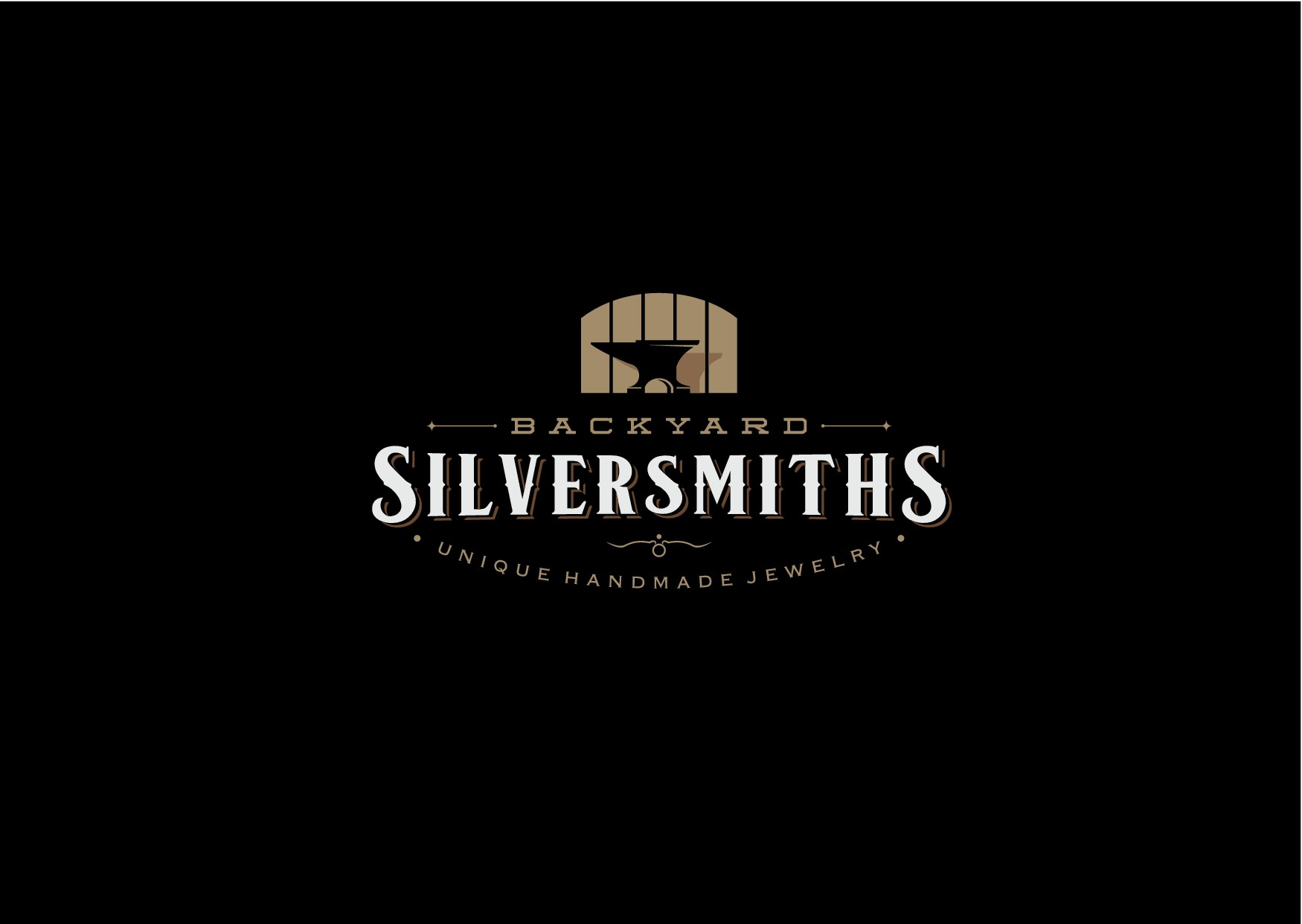 We are Backyard Silversmiths and we need a logo! :)