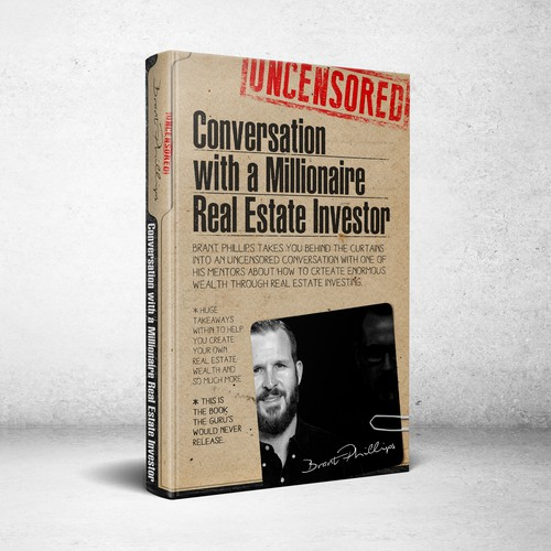 Book Cover for: Conversation with a Millionaire Real Estate Investor