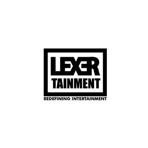 Help LEXERtainment or LEX R TAINMENT with a new logo