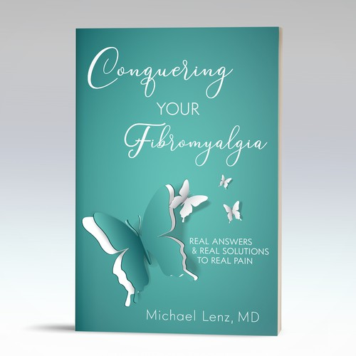 Beautiful approach to a health book