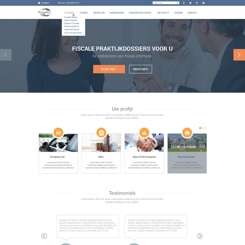 Design for FiscaNet