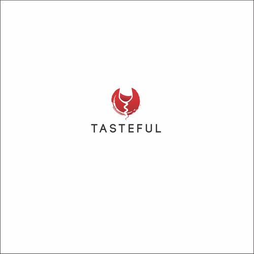 tasteful logo design