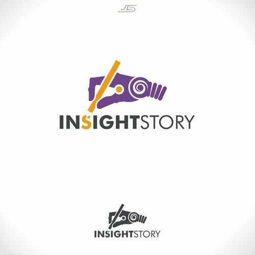 Insight Story needs a new logo