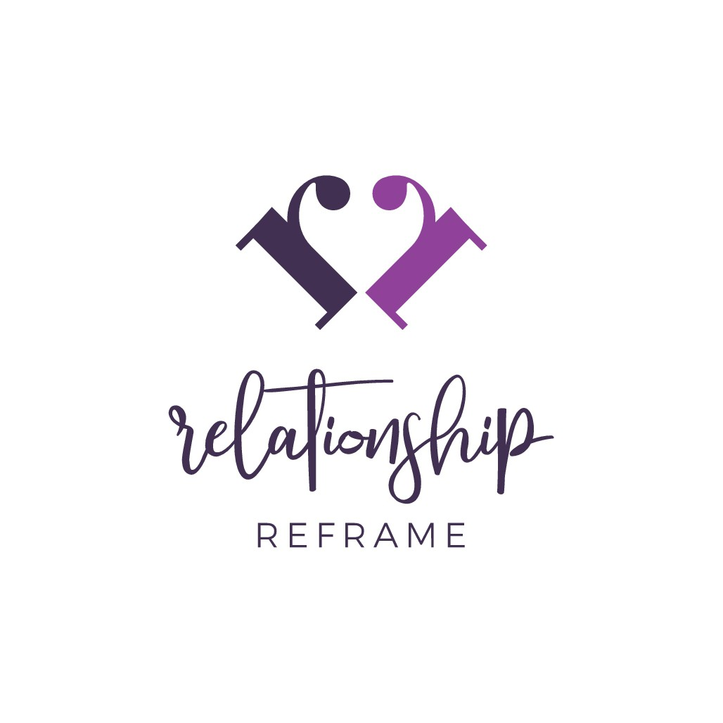 Relationship Reframe seeks a smart and hip logo for psychotherapy practice