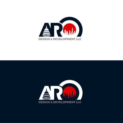 Attractive, sharp professional logo design for residential development company in Washington, DC