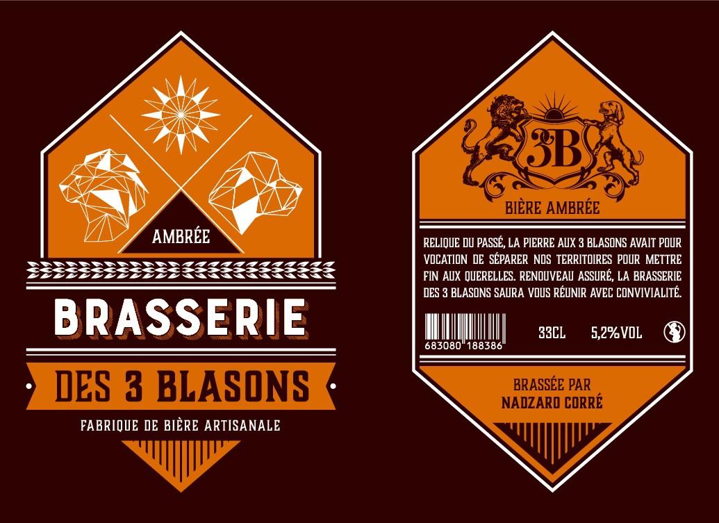 Créer un logo pour une brasserie artisanale/ Create a logo for a local brewery