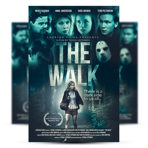 The Walk Movie Poster