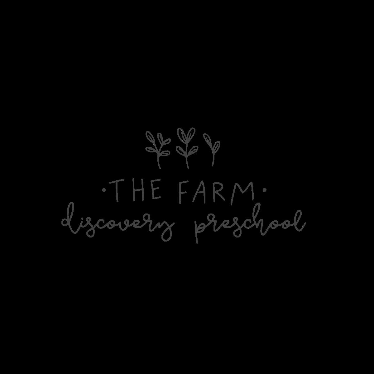 Logo Design for The Farm Discovery Preschool