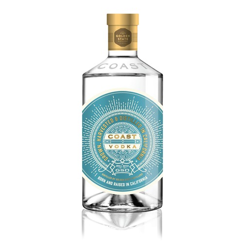 Craft Californian Vodka