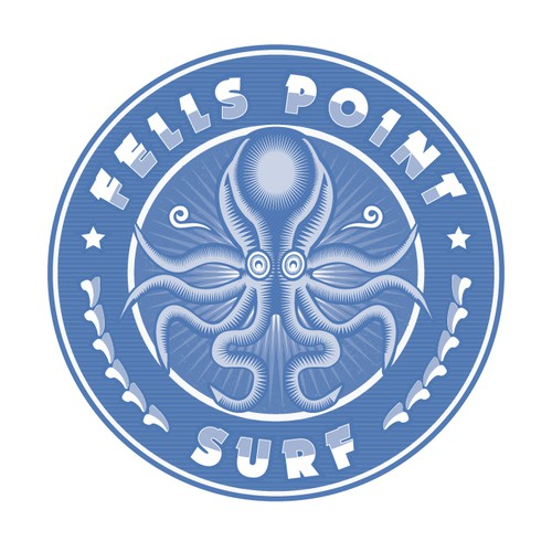 Fells Point Surf Logo