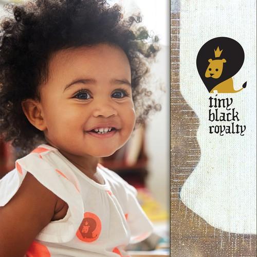 Logo design for a baby/toddler apparel brand