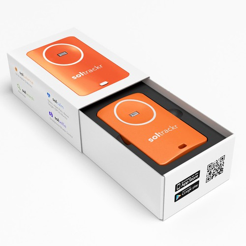 Packaging concept for a mobile gadget device