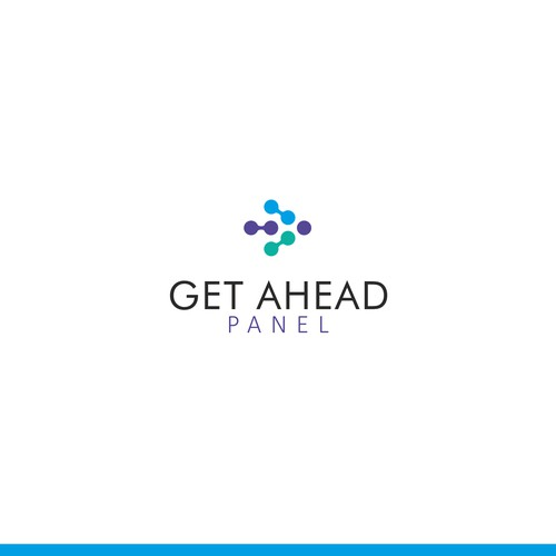 Logo design for Get Ahead Panel