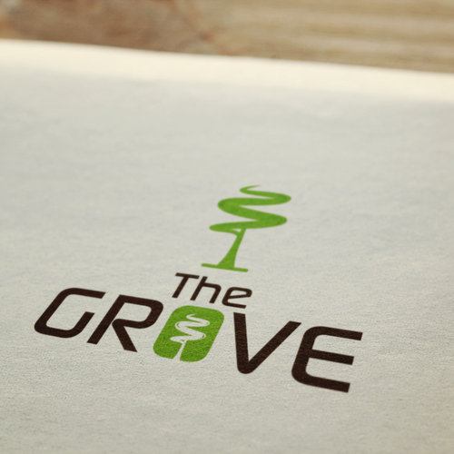 the GROVE needs a new logo