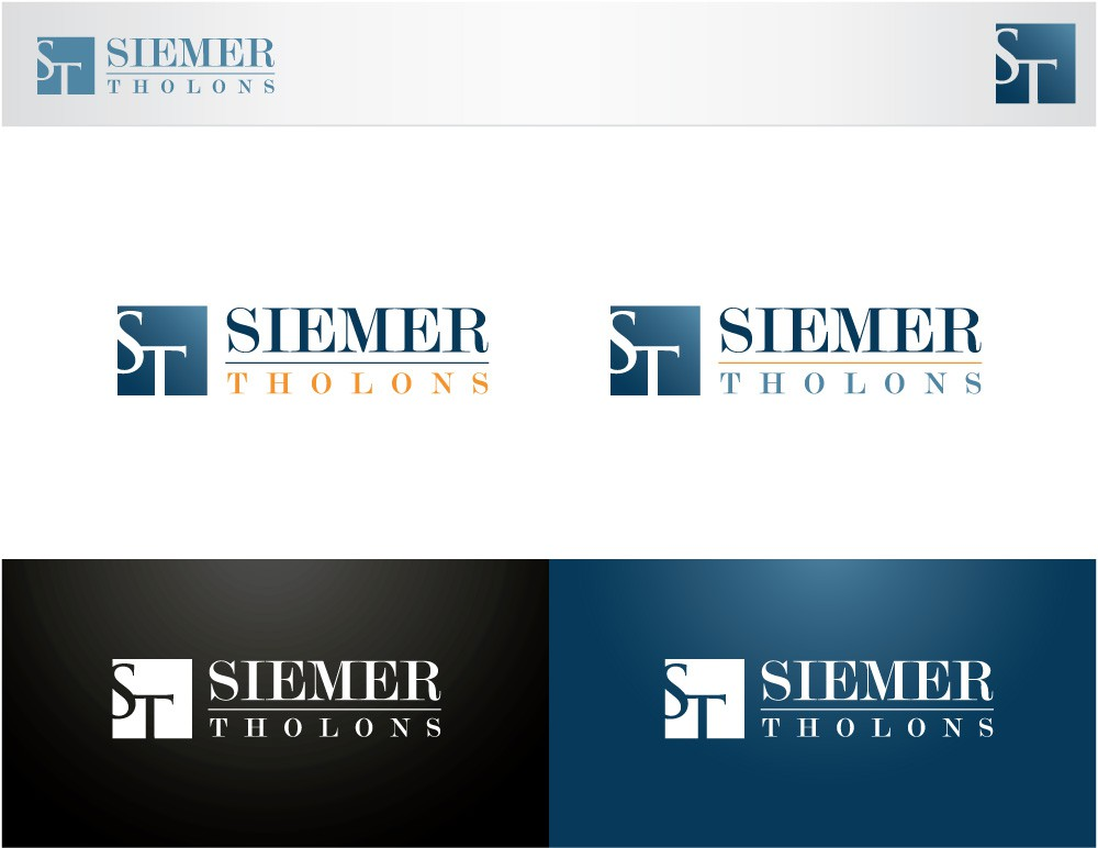 Help Siemer Tholons with a new logo
