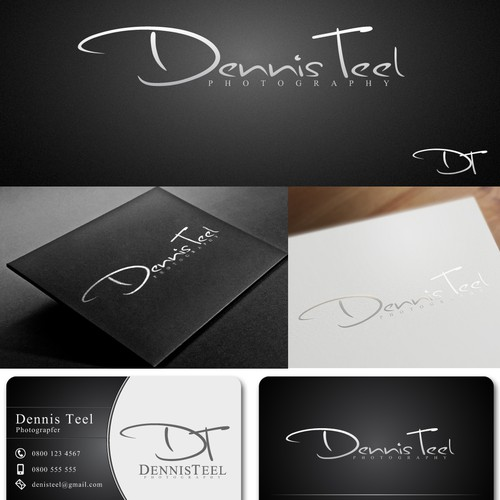 Create the next logo for Dennis Teel Photography