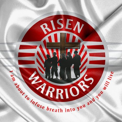 Help Risen Warriors with a new logo