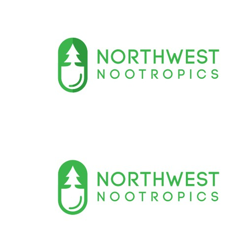 Logo design for Nortwest Nootropics