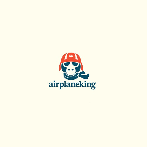 Logo for an online air tickets company