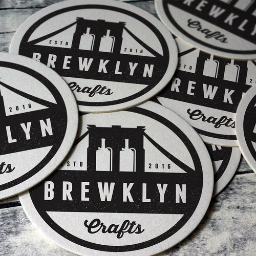 BREWKLYN Logo