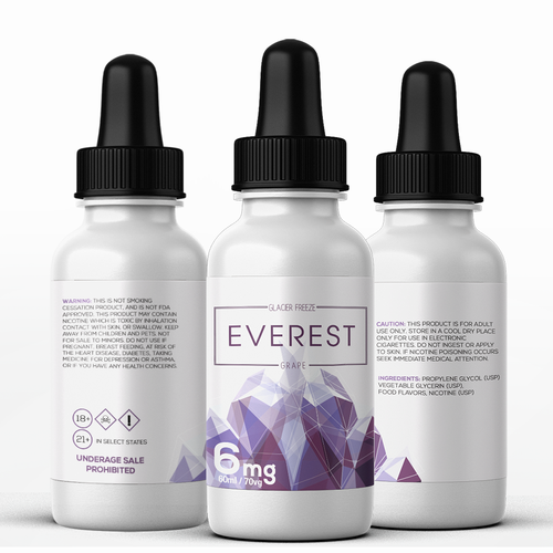 Everest Grape e-liquid