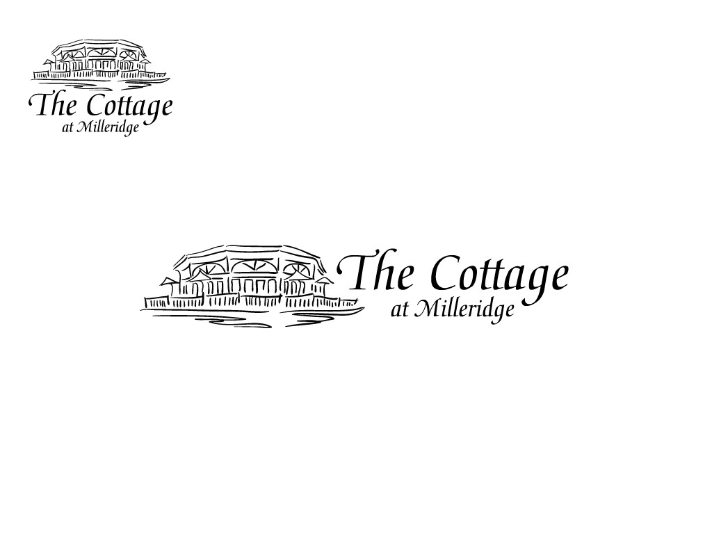 Create the next logo for The Cottage at Milleridge
