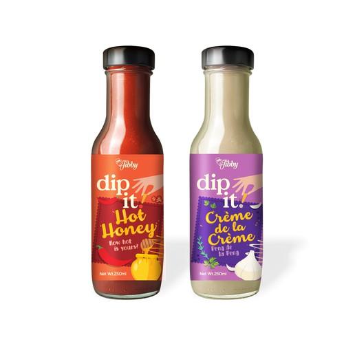 Fun sauces
