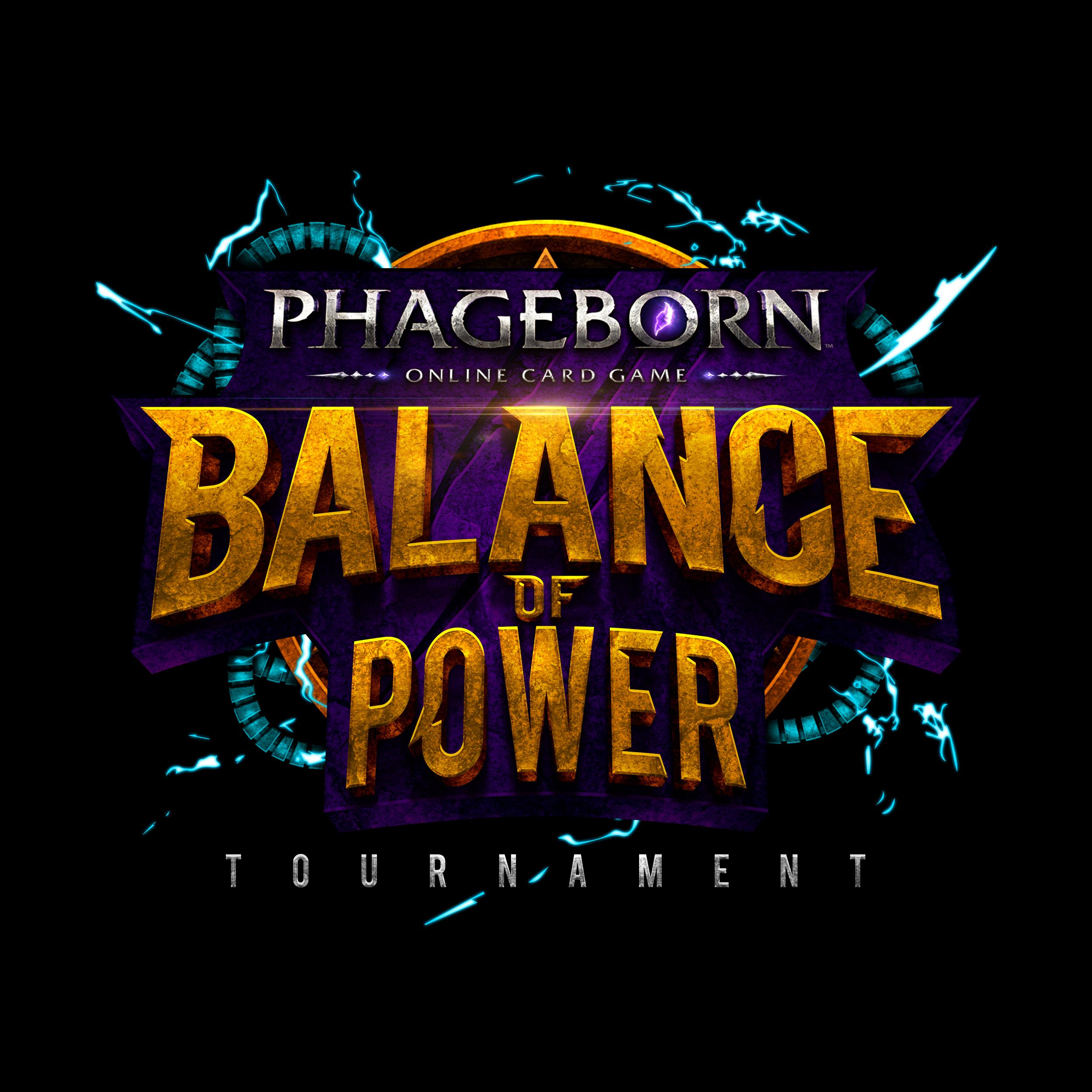 PHAGEBORN ONLINE CARD GAME - TOURNAMENT LOGO