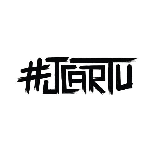 Typography logo.