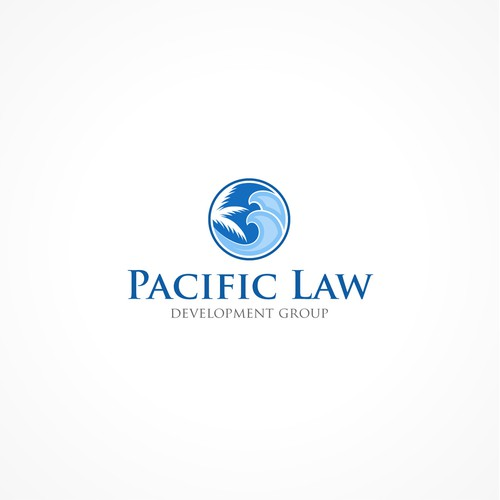 Logo for Pacific Island based Law Group