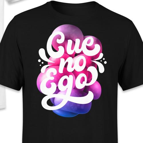 Cue no Ego - T-shirt