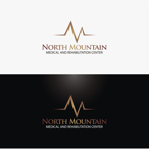 North Mountain Medical and Rehabilitation Center needs a new logo