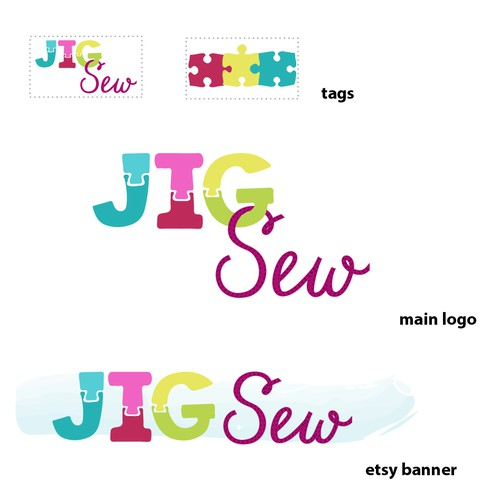 logo for JIGsew