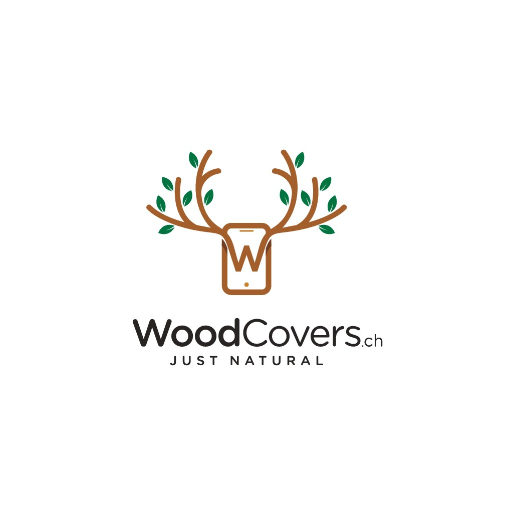 Natural Cover Design Logo
