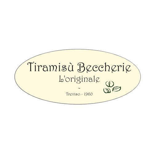 Proposta di logo per Tiramisù Beccherie