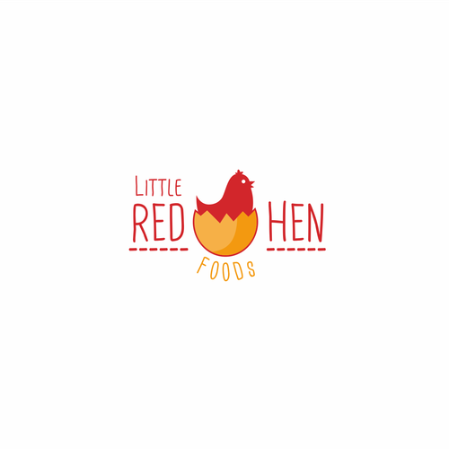 Red Hen Logo Design