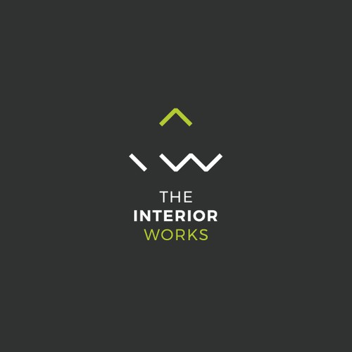 Logo for The Interior Works