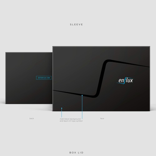 Enflux package design
