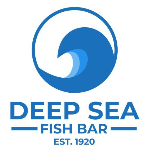 Logo for Deep Sea Fish Bar