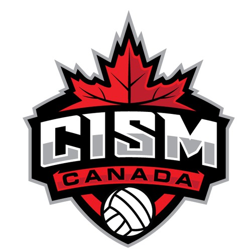 canadian volleyball logo