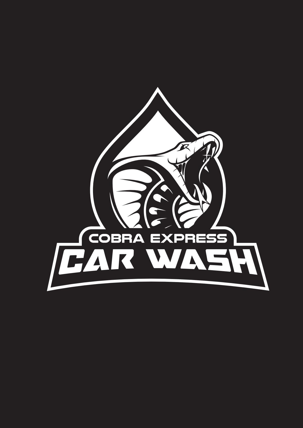 Logo for new car wash
