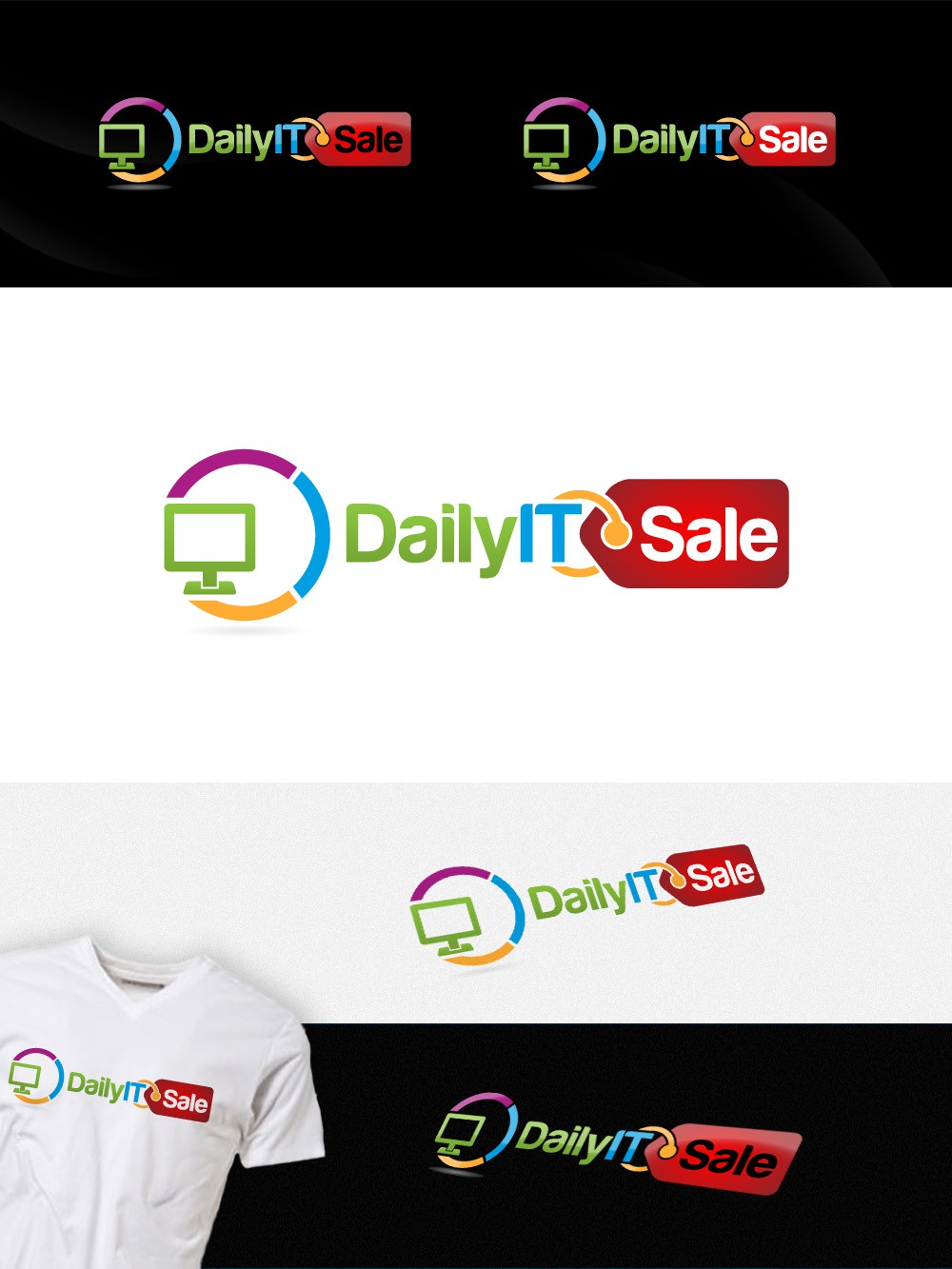 Help Daily IT Sale with a new logo
