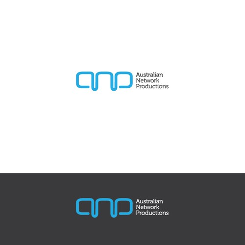 Create the next logo and business card for ANP