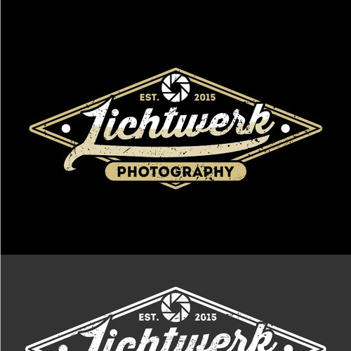 logo for lichtwerk photography