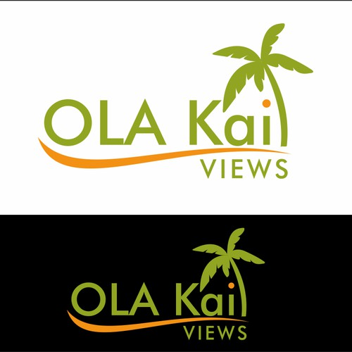 Create the next logo for OLA Kai Views