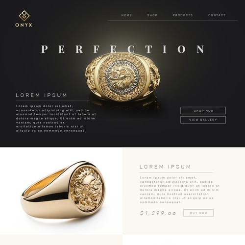 Web Design for Onyx