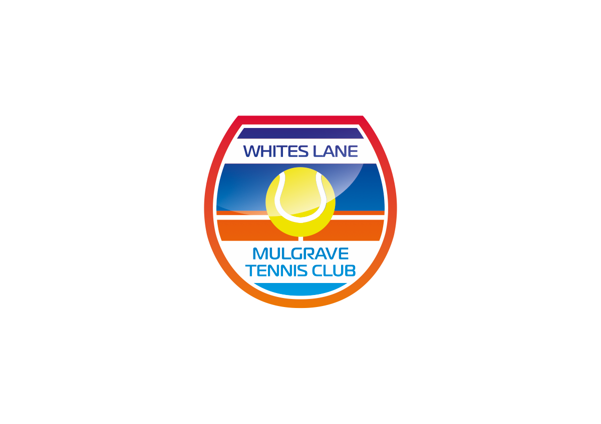 Update to tennis club logo and newsletter banners