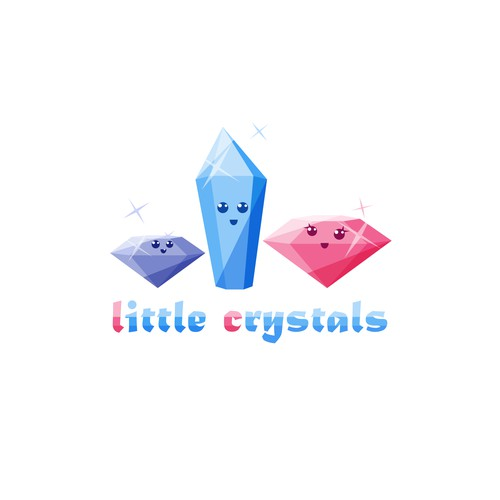 Design A Fun Creative Logo For Little Crystals Baby Brand