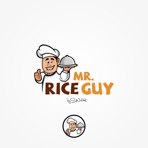Mr. Rice Guy